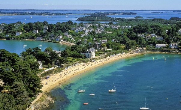 Seaside in Morbihan