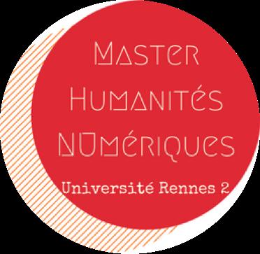 Master Humanités Numériques